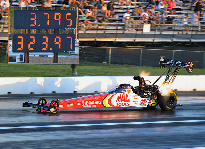 Team Kalitta Epping Qualifying Report; Kalitta Claims Fourth No. 1 Qualifier of Season