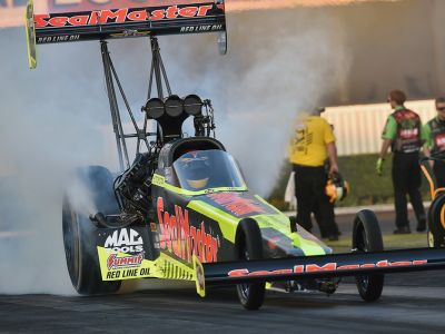 2016 NHRA Mello Yello Drag Racing Series