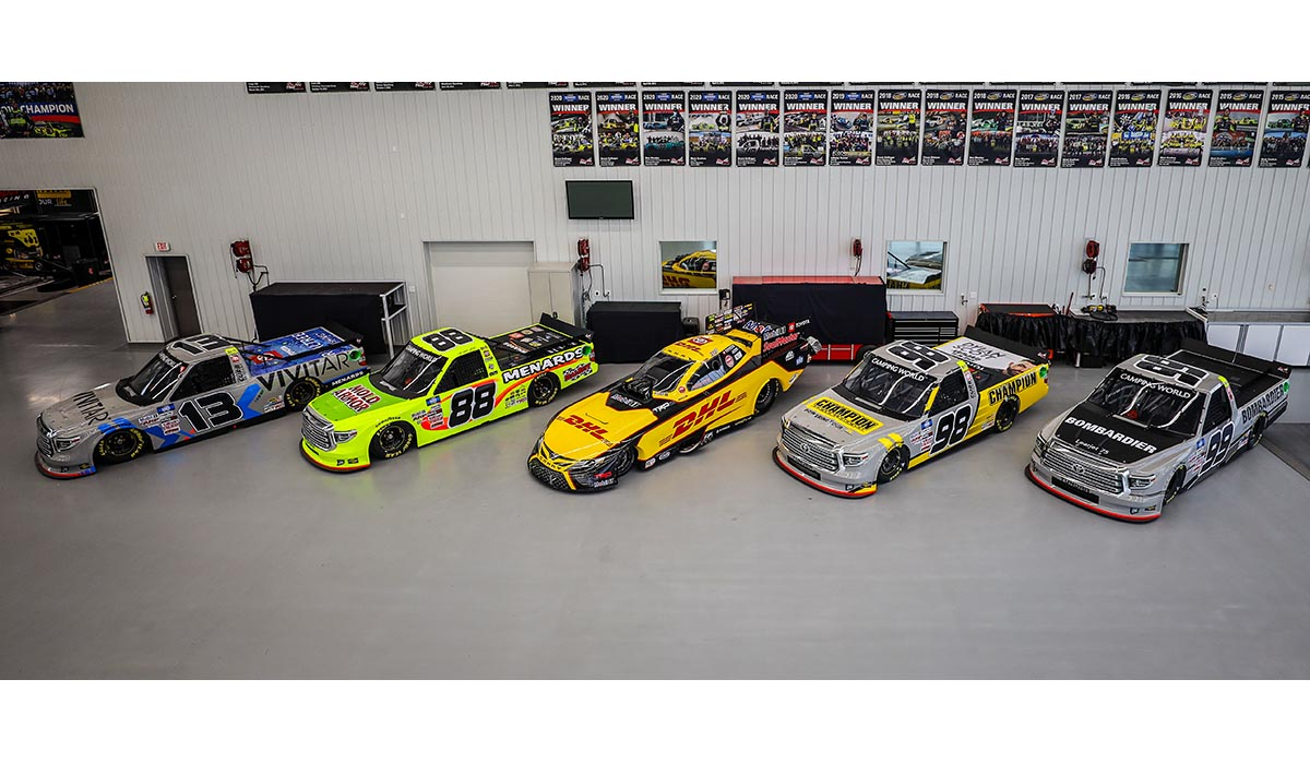 Kalitta Motorsports Welcomes ThorSport Racing Back To Toyota Racing Family
