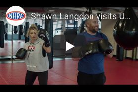 Shawn Langdon Boxing? LOL